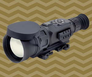 picture of atn Thor, one of the best thermal scopes of the year.