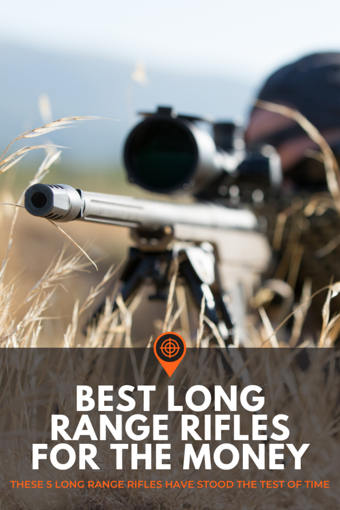 Picture of one of the best long range rifles for the money.