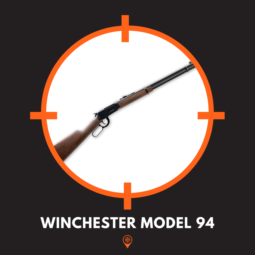 Winchester 94 .38-55 Win Lever Action Rifle